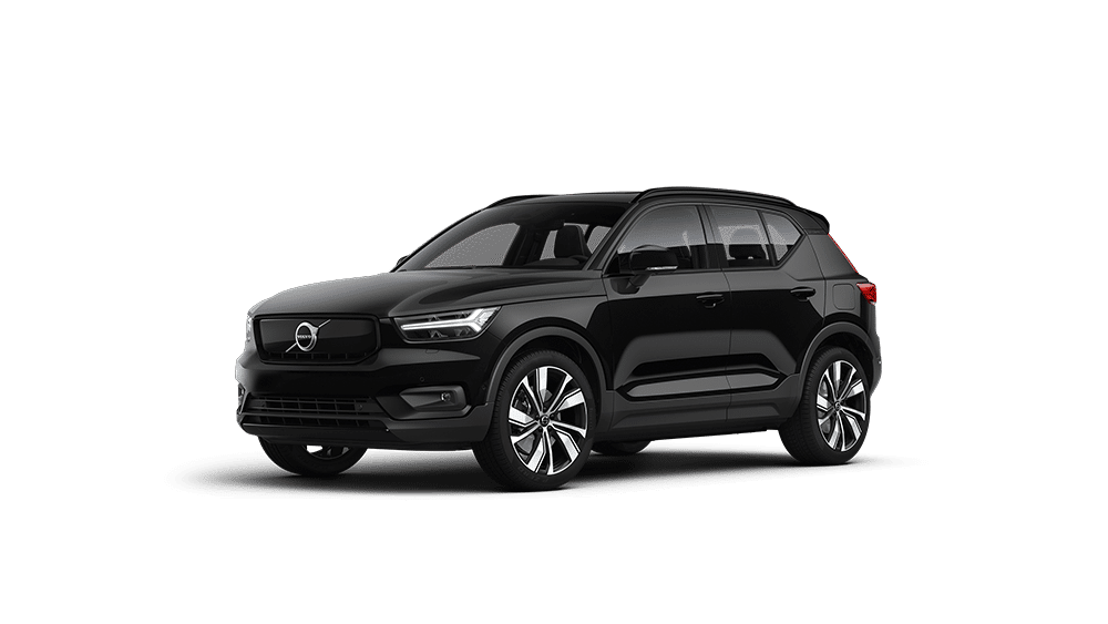 XC40 Recharge Black Stone