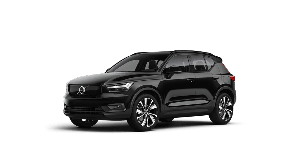 XC40 Recharge Onyx Black