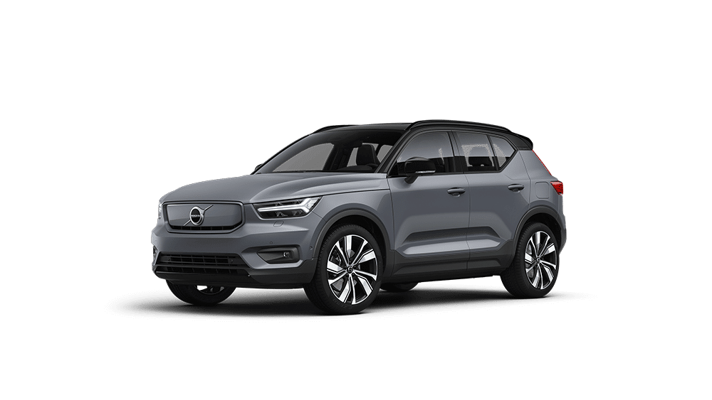 XC40 Recharge Thunder Grey