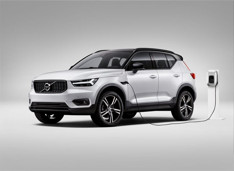 XC40 Twin Engine